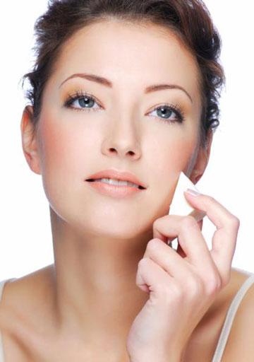 مراقبت پوست حساس