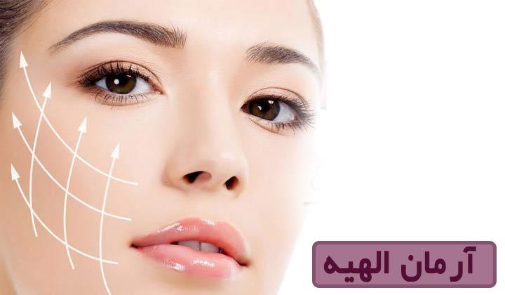 عوارض کشیدن پوست صورت در روش لیفت با نخ