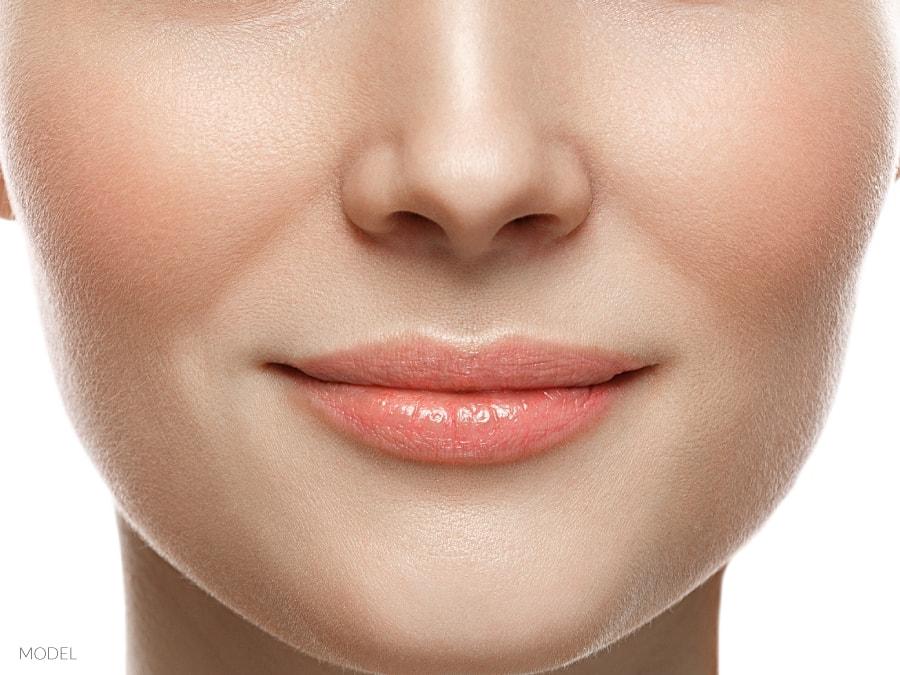 کوچک کردن بینی بدون جراحی