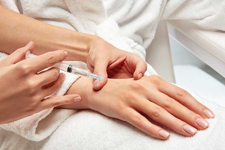 اهمیت جوانسازی دست