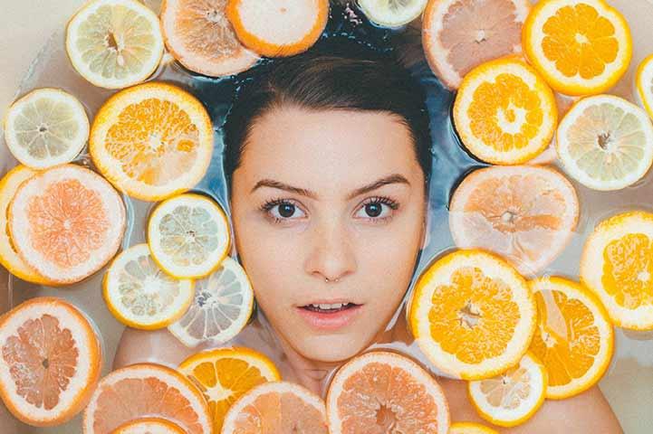 ویتامین جوانسازی پوست