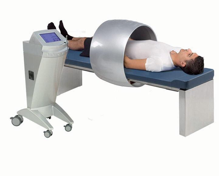 مراحل درمان با دستگاه شاک ویو