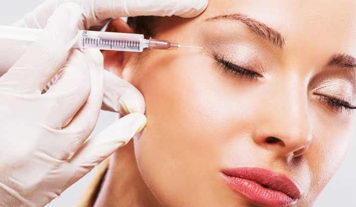 تزریق ژل چشم
