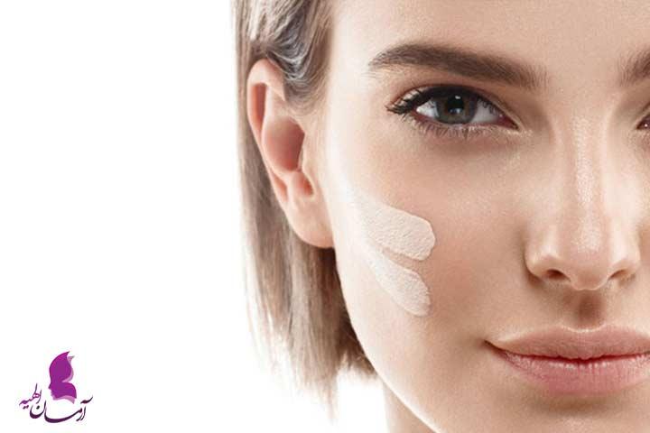 مضرات یخ برای پوست صورت