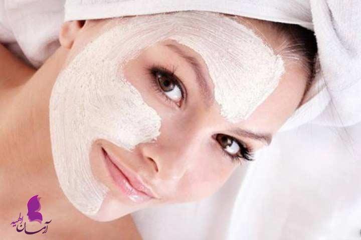درمان خانگی زیبایی صورت