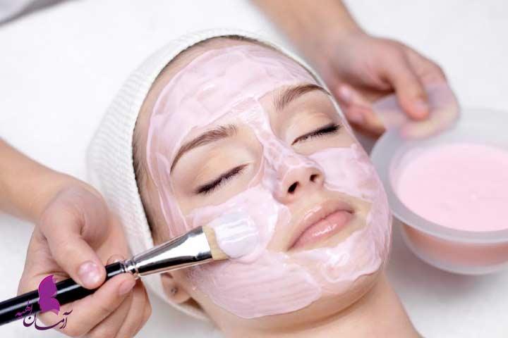 کرم برای زیبایی پوست و درمان خانگی زیبایی صورت