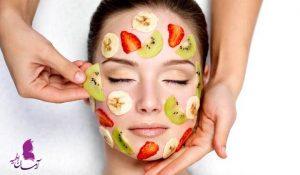 سفت شدن پوست به صورت طب سنتی