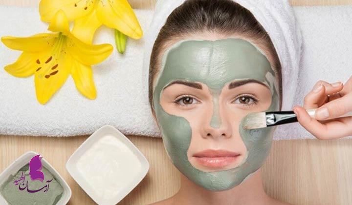 سفت شدن پوست صورت طب سنتی
