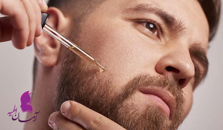 ماینوکسیدیل برای ریش