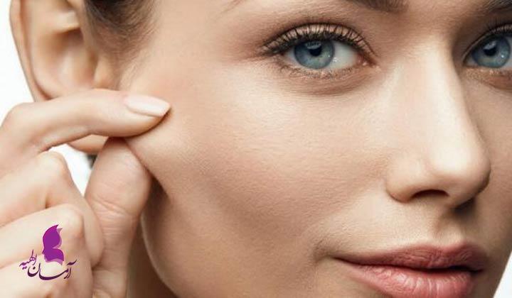ویتامین برای سفت شدن پوست صورت