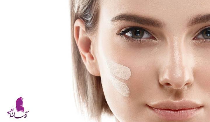 کرم برای زیبایی پوست